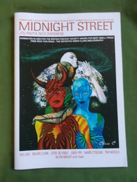 Book cover ofMidnight Street Mag