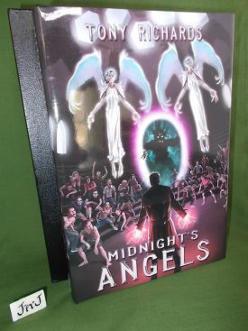 Book cover ofMidnights Angels Lettered