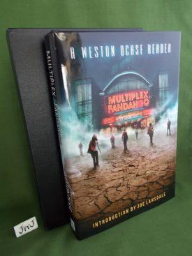 Book cover ofMultiplex fandango deluxe