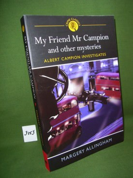 Book cover ofMy Friend Mr Campion