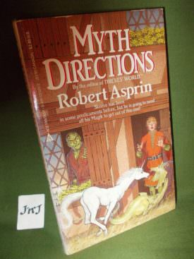 Book cover ofmyth-directions