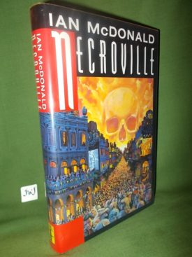 Book cover ofNecroville