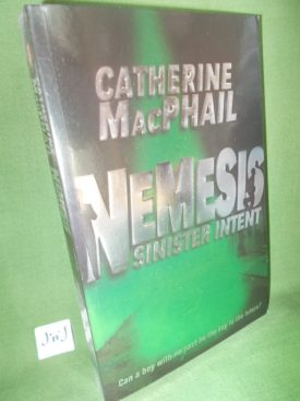 Book cover ofNemesis Sinister Intent