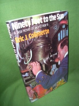 Book cover ofNinety Feet to the Sun