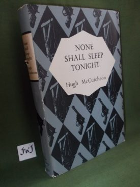Book cover ofNone Shall Sleep Tonight