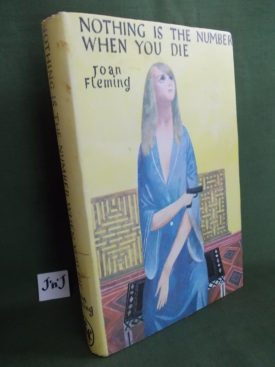 Book cover ofNothing is the number when you die