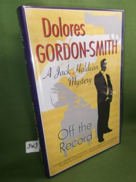 Book cover ofOff The Record