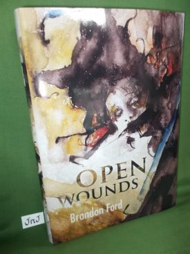 Book cover ofOpen Wounds