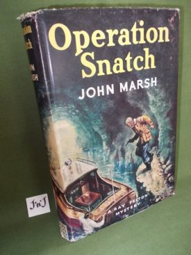 Book cover ofOperation Snatch