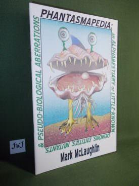 Book cover ofPhantasmapedia signed