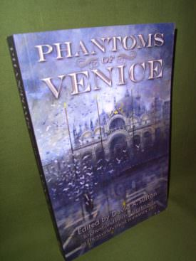 Book cover ofPhantoms of Venice