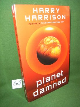 Book cover ofPlanet of the Damned