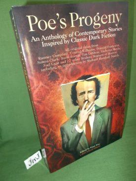 Book cover ofPoe Progeny TPB