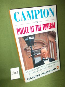 Book cover ofpolice-at-the-funeral