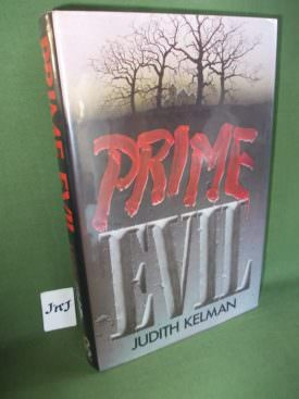 Book cover ofPrime Evil