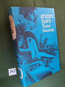 Book cover ofQueens Pawn