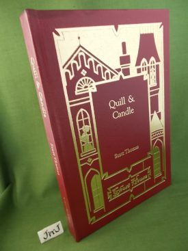 Book cover ofQuill & Candle SNL