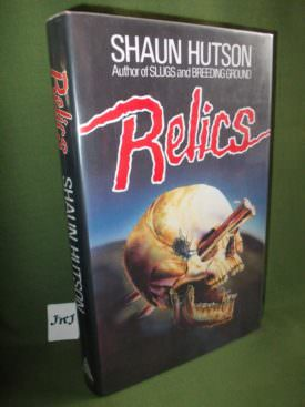 Book cover ofrelics