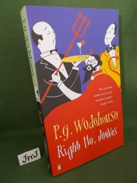 Book cover ofRight Ho Jeeves