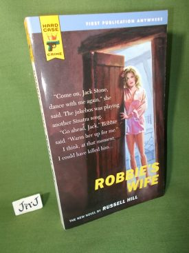 Book cover ofRobbies Wife