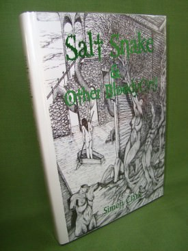 Book cover ofSalt Snake and Other Bloody Cuts