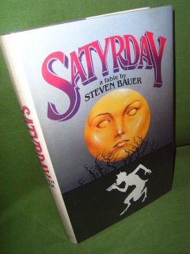 Book cover ofSatyrday