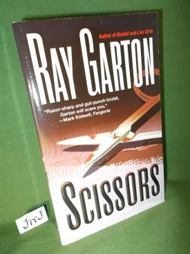 Book cover ofScissors