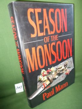 Book cover ofSeason of the Monsoon