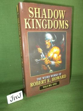 Book cover ofShadow Kingdoms