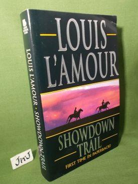 Book cover ofShowdown Trail