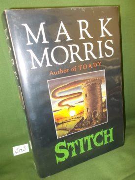 Book cover ofStitch