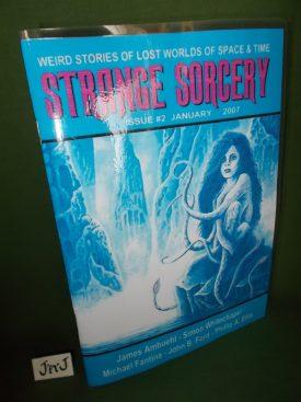 Book cover ofStrange Sorcery 2