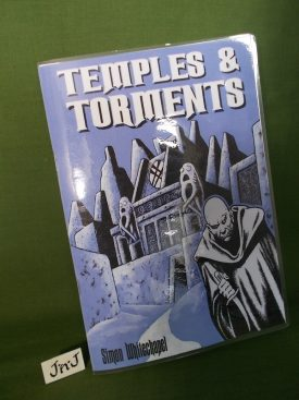 Book cover ofTemples and Torments