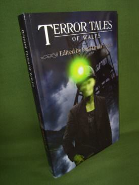 Book cover ofTerror Tales of Wales