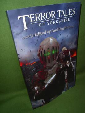 Book cover ofTerror Tales of Yorkshire