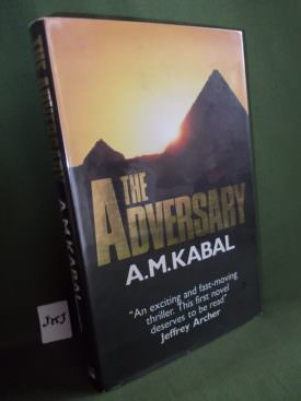 Book cover ofThe Adversary
