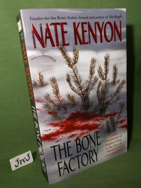 Book cover ofThe Bone Factory