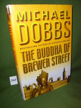 Book cover ofThe Buddha of Brewer Street
