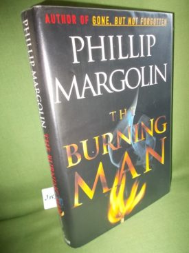 Book cover ofThe Burning Man