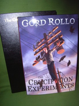Book cover ofThe Crucifixion Experiments