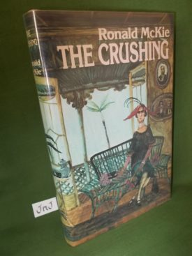 Book cover ofThe Crushing