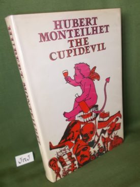 Book cover ofThe Cupidevil