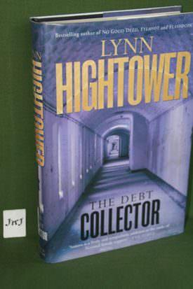 Book cover ofthe-debt-collector