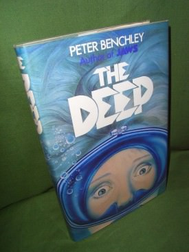 Book cover ofThe Deep