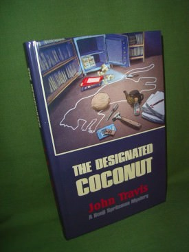 Book cover ofThe Designated Coconut