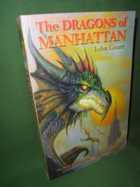 Book cover ofThe Dragons of Manhattan