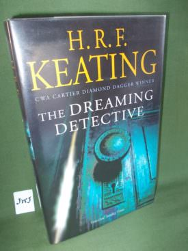 Book cover ofThe Dreaming Detective