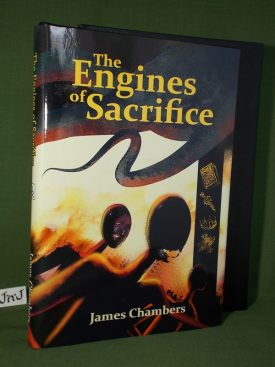 Book cover ofThe Engines of Sacrifice Deluxe