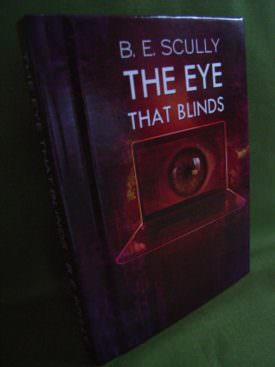Book cover ofThe Eye that Blinds