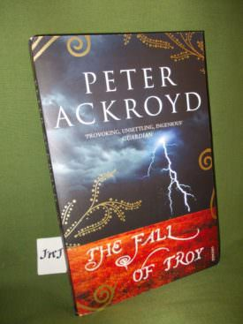 Book cover ofthe-fall-of-troy
